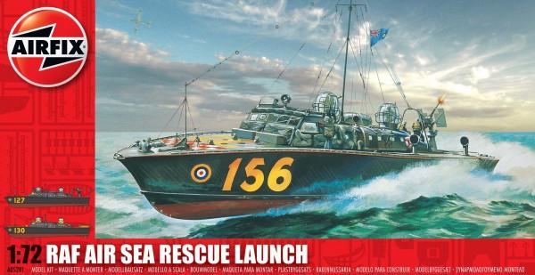 Airfix Air Sea Rescue Launch 1:72