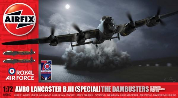 Airfix Avro Lancaster B Iii 0