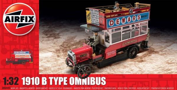Airfix B Type Omnibus