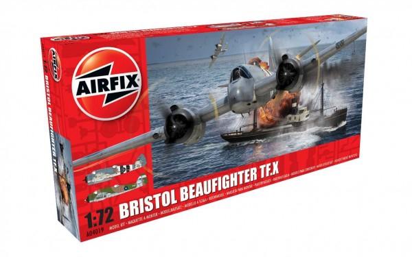 Airfix Bristol Beaufighter Mkx