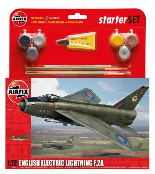 Airfix English Lightning F.2A