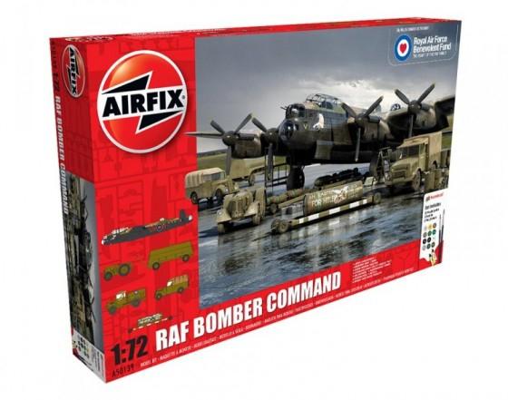 Airfix RAFBF Centru de comanda pentru bombrardiere