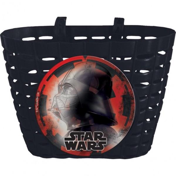 Cos pentru bicicleta copii din plastic Star Wars