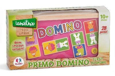 DOMINO CU ANIMALE 28 PIESE