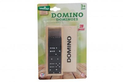 Domino din lemn 28 piese