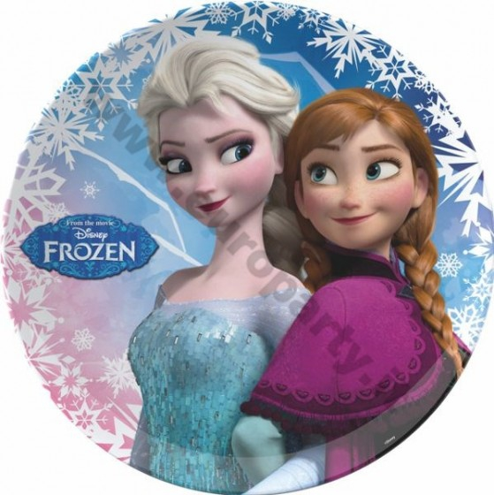 Farfurie intinsa BBS 20 cm pentru copii cu licenta Frozen