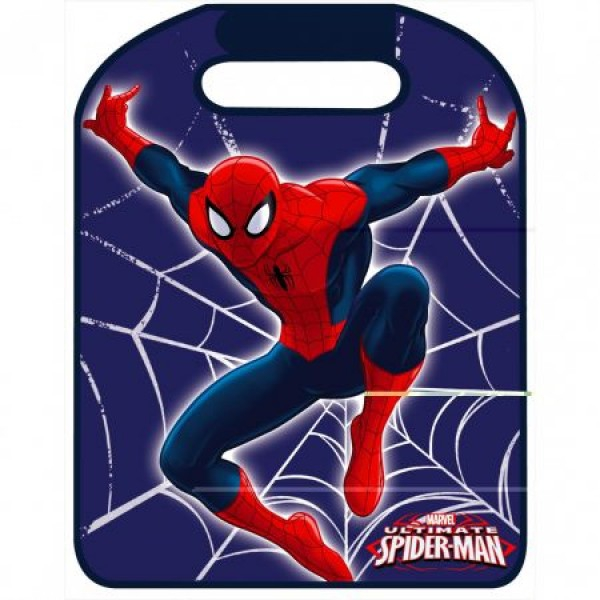 Husa aparatoare protectie scaun masina Eurasia cu licenta Spiderman