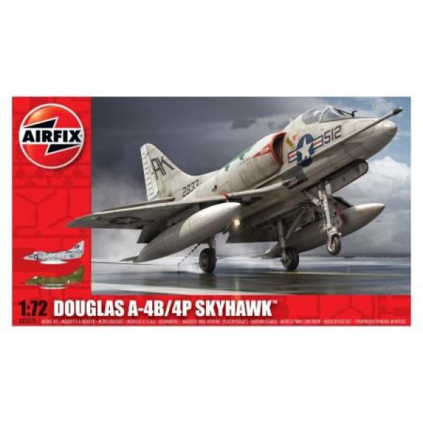 Kit aeromodele Airfi 3029 Avion Douglas A-4B/4P Skyhawk Scara 1:72