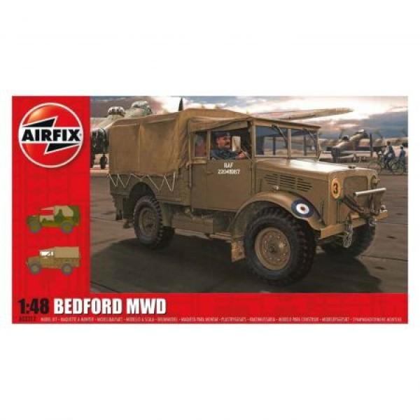 Kit automodele Airfix 3313 Masina Bedford MWD Light Truck Scara 1:48