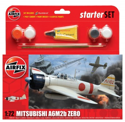 Kit Avion Mitsubishi Zero
