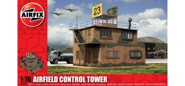 Kit constructie Airfix AIRFIELD Turn de control scara 1:76