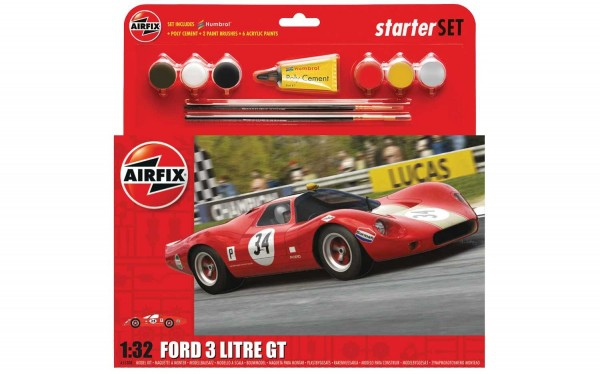 Kit constructie Airfix avion Ford 3 Litre GT