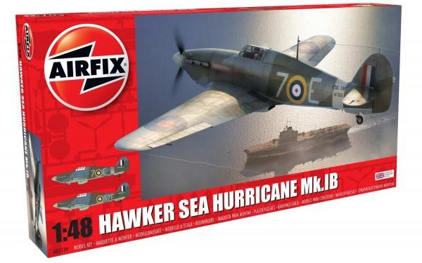 Kit constructie Airfix avion Hawker Sea Hurricane MK.IB 1:48
