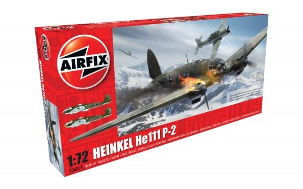 Kit constructie Airfix avion Heinkel He.111 P2
