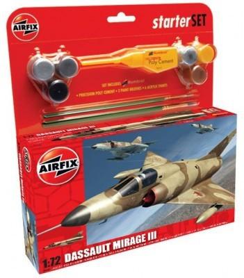 Kit constructie avion Dassault Mirage III