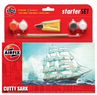 Kit constructie corabie Cutty Sark