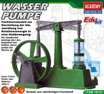 Kit constructie functional Pompa apa 0