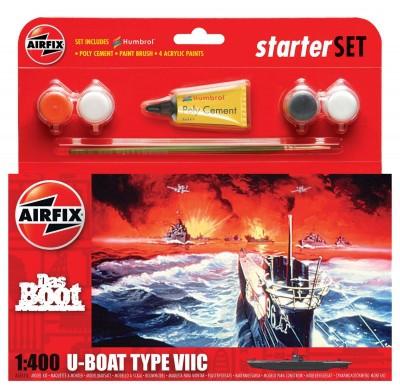 Kit constructie si pictura Das Boot U-Boat Type VIIC