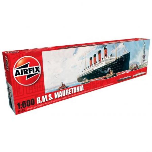 Kit navomodele Airfix 4207 Nava RMS Mauretania Scara 1:600