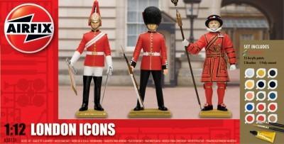 Kit pictura Figurine Soldati britanici