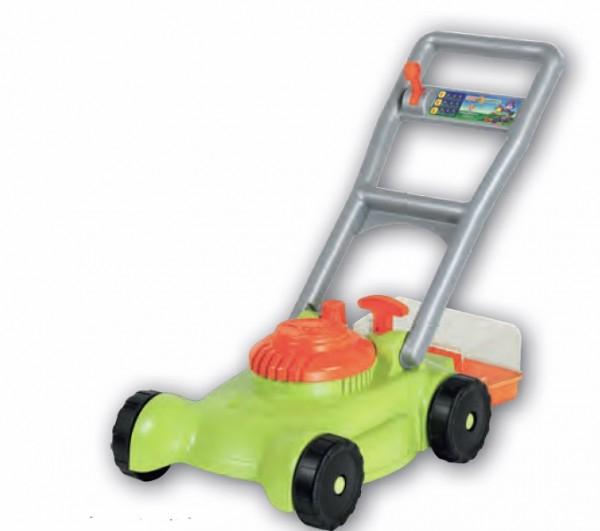 Masina de tuns iarba din plastic Androni pentru copii