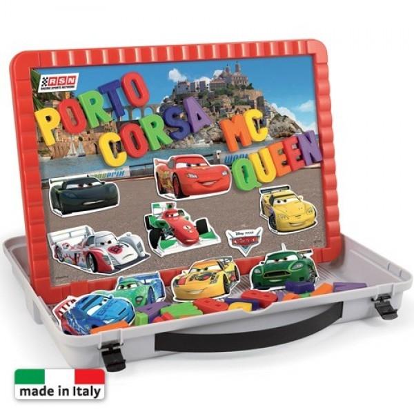 Quercetti - Magnetino Disney Cars