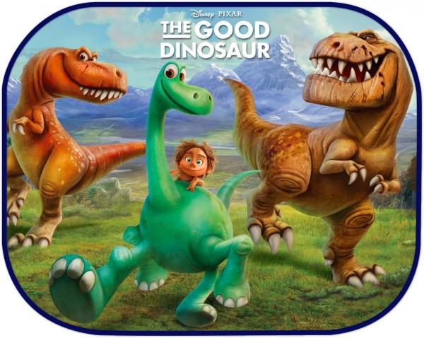 Set 2 parasolare auto cu licenta pentru copii Eurasia Good Dinosaur