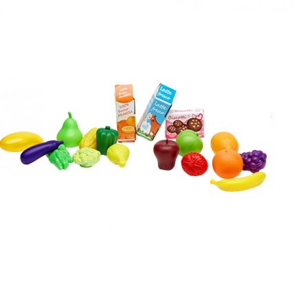 Set Alimente Plastic GLOBO