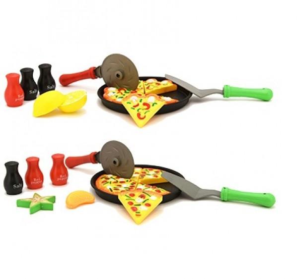Set pizza cu accesorii pentru copii GLOBO CUCCINA