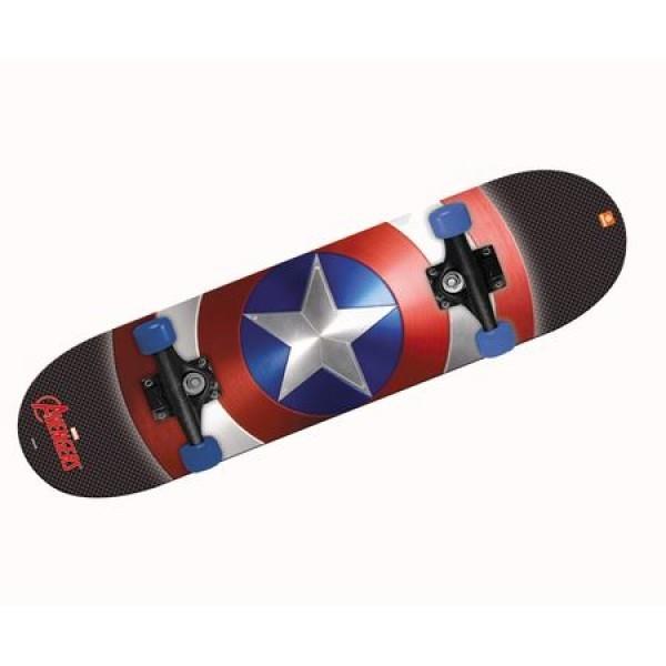 Skateboard copii Mondo Captain America