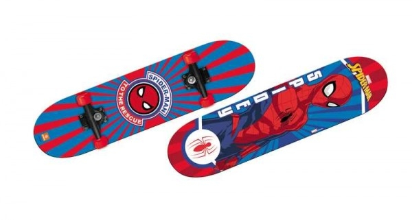 Skateboard copii Mondo, Spiderman Mondo