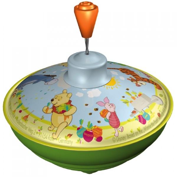 Titirez metalic pentru copii Lena 13 cm Winnie The Pooh 0