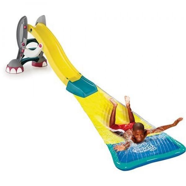 Tobogan Elefant pentru copii Paradiso Toys cu extensie apa pentru alunecare 0