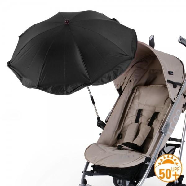 Umbrela pentru carucior Diago copii Neagra 73 cm 0