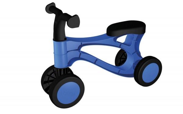 Vehicul fara pedale Lena din plastic Albastru cu Negru 0