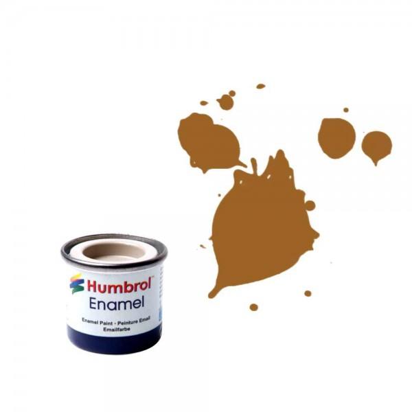 Vopsea modelism Humbrol 0134 Email Numar 12 Cooper Metallic  14 ml