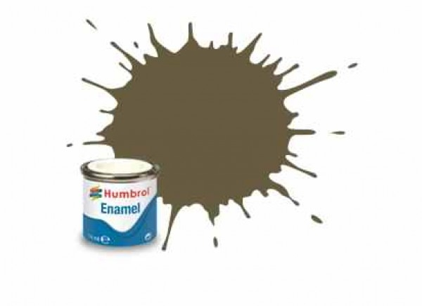 Vopsea modelism Humbrol 0953 Email Numar 86 Light Olive Matt 14 ml
