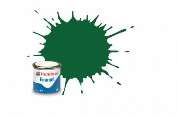 Vopsea modelism Humbrol 1328 Email Numar 120 Light Green Matt 14 ml