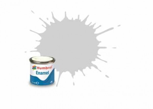 Vopsea modelism Humbrol 1599 Email Numar 147 Light Grey Matt 14 ml